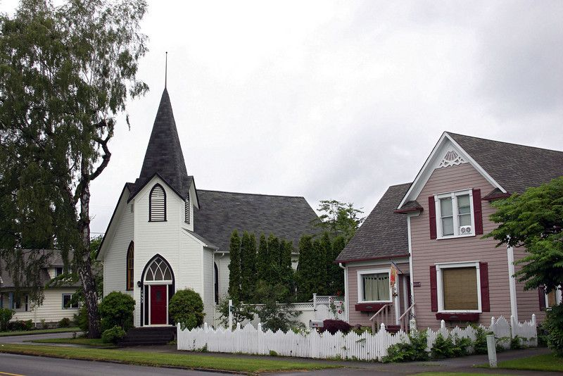 church-home Top 25 Strangest Houses around the World