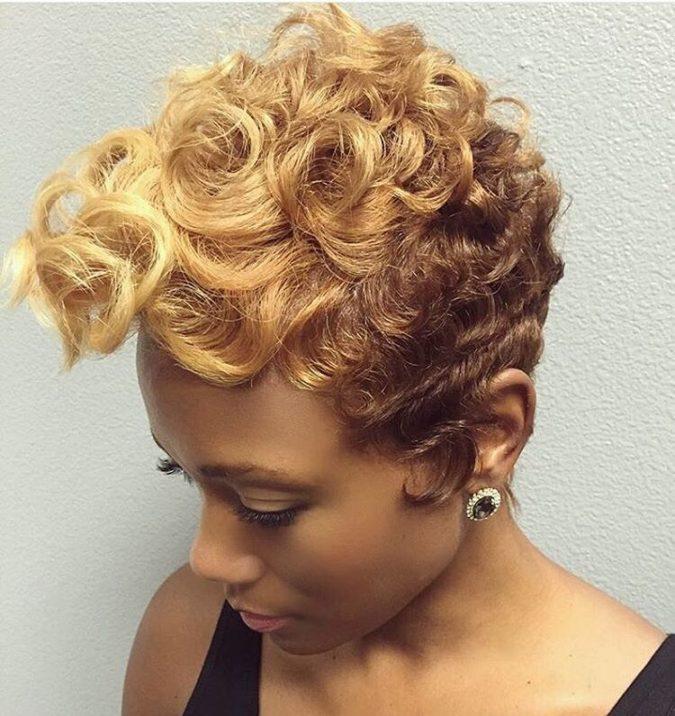 golden-blondes-675x716 +35 Hottest Hair Color Trends for Dark-Skinned Women