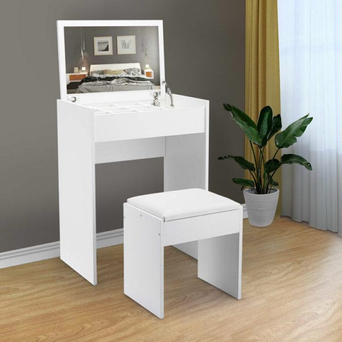 lift-top-vanity-table.-1-675x675 Hottest 50+ Stylish Makeup Vanity Ideas