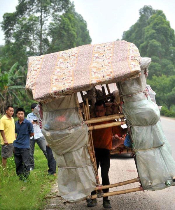 mobile-home-1 Top 25 Strangest Houses around the World