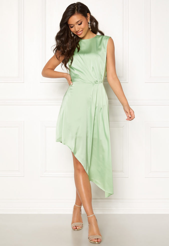 Asymmetric-dress--675x980 120+ Breathtaking Birthday Party Outfits for Ladies