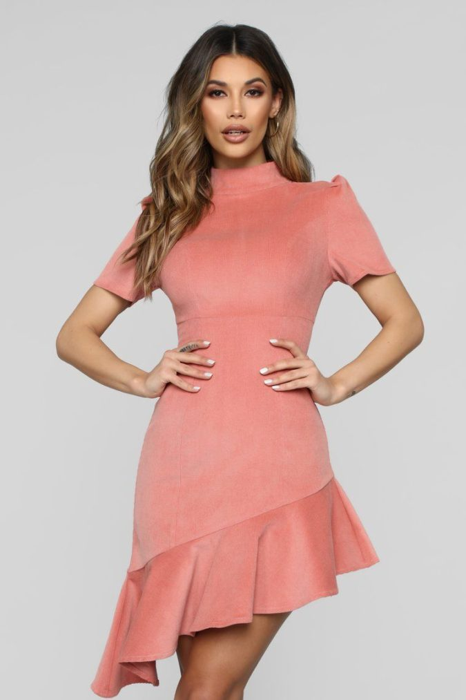 Asymmetric-dress-.-2-675x1013 120+ Breathtaking Birthday Party Outfits for Ladies