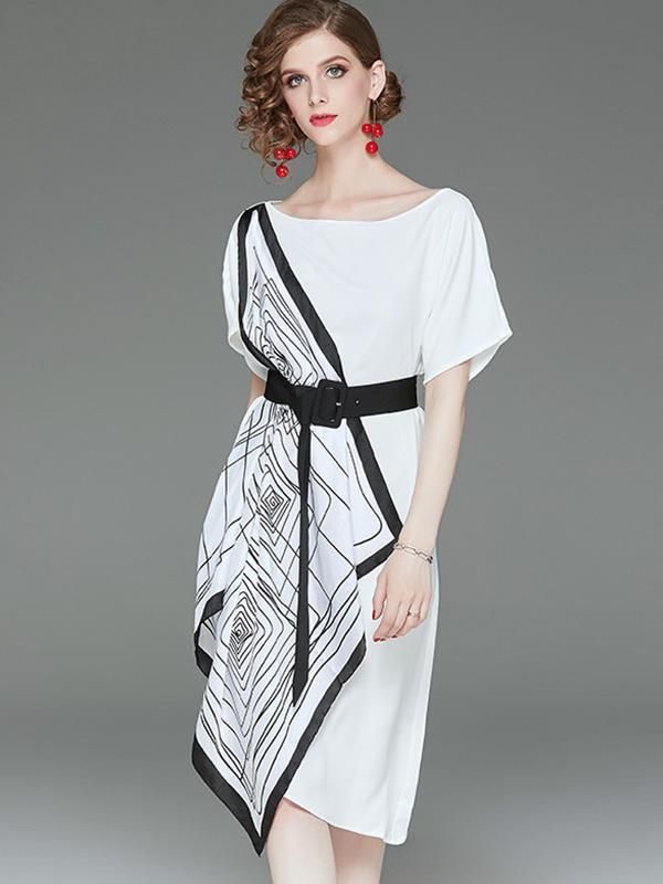 Asymmetric-dress-. 120+ Breathtaking Birthday Party Outfits for Ladies