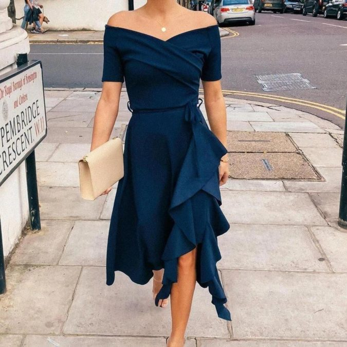 Asymmetric-dress-675x675 120+ Breathtaking Birthday Party Outfits for Ladies