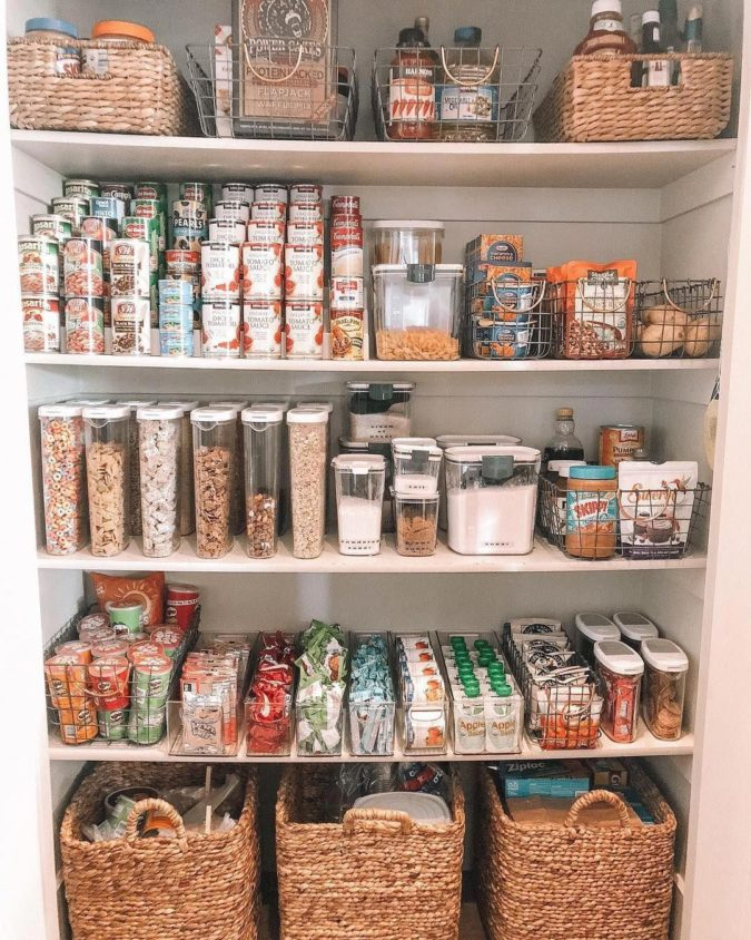 Being-grocery-inspired-1-675x844 100+ Smartest Storage Ideas for Small Kitchens in 2021