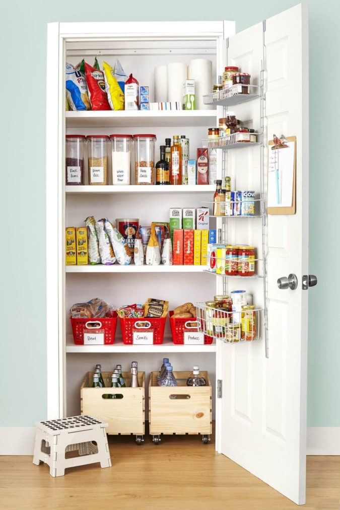 Being-grocery-inspired-675x1013 100+ Smartest Storage Ideas for Small Kitchens in 2021