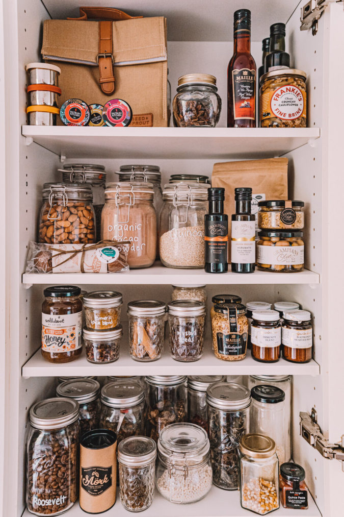 Being-grocery-inspired.-675x1013 100+ Smartest Storage Ideas for Small Kitchens in 2021