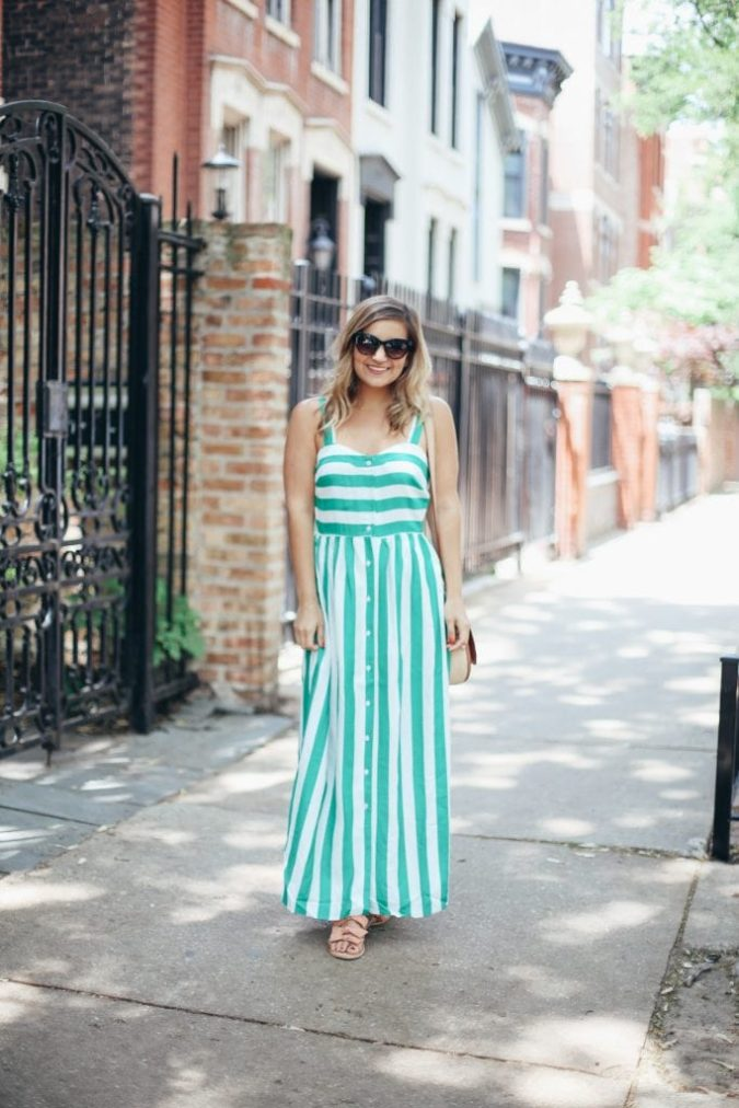 Breezy-maxi-dress-675x1012 140 First-Date Outfit Ideas That Make You Special