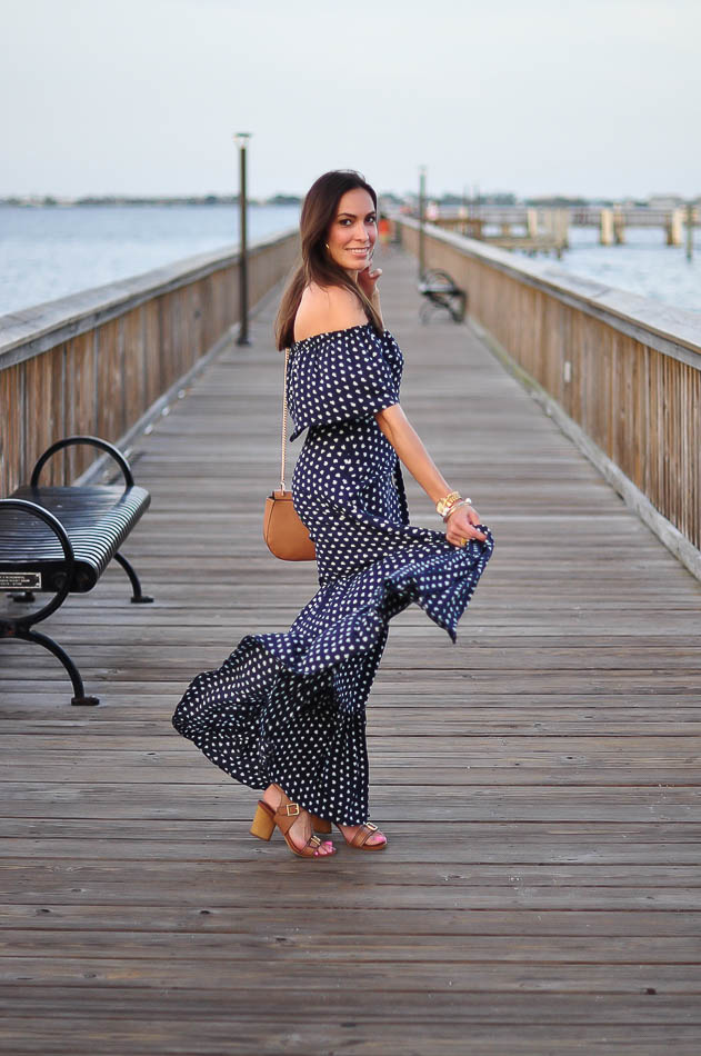 Breezy-maxi-dress. 140 First-Date Outfit Ideas That Make You Special
