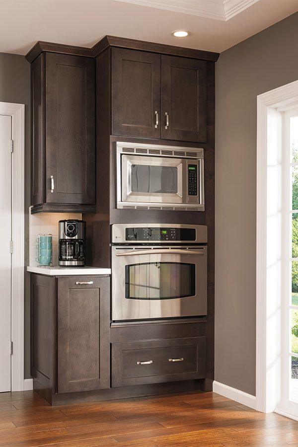 Built-in-items-2 100+ Smartest Storage Ideas for Small Kitchens in 2021