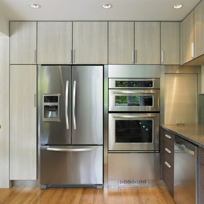 Built-in-items..-675x675 100+ Smartest Storage Ideas for Small Kitchens in 2021