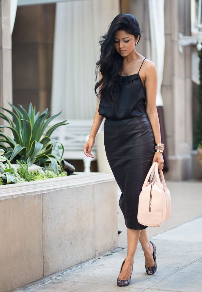 Camisole-and-a-skirt.-5-e1602185515590 140 First-Date Outfit Ideas That Make You Special
