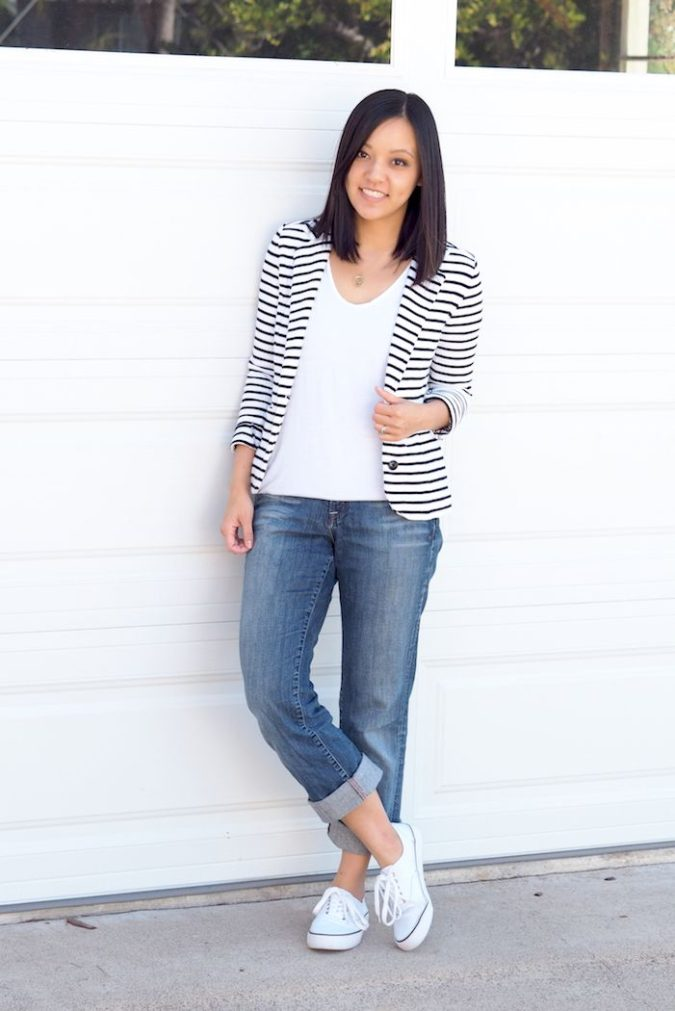 Casual-jacket.-1-675x1011 140 First-Date Outfit Ideas That Make You Special