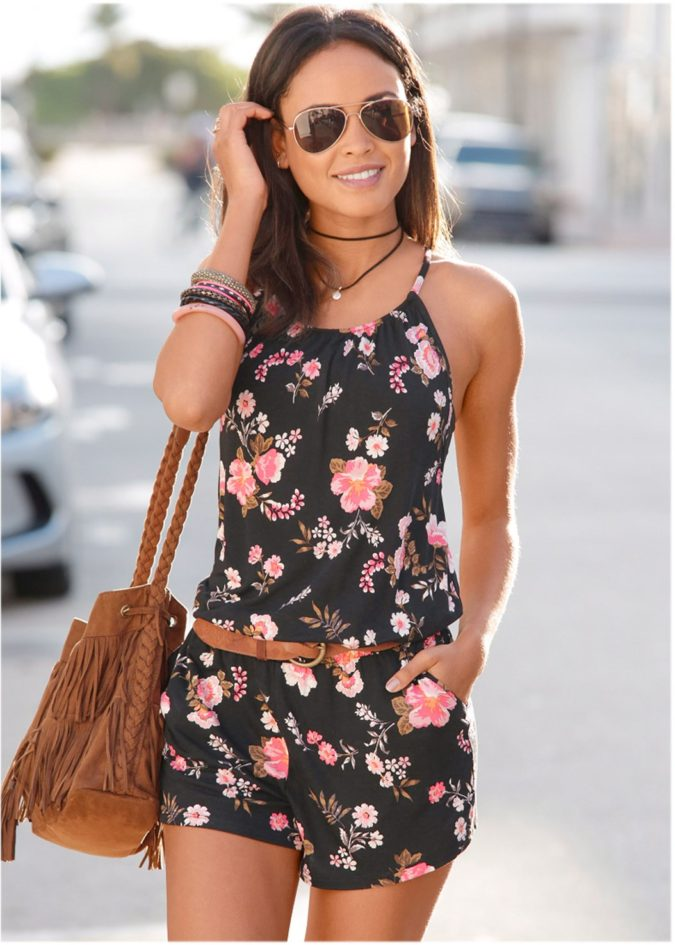 Casual-romper-675x945 120+ Breathtaking Birthday Party Outfits for Ladies