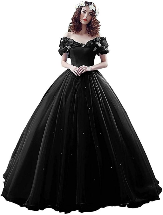 Cinderella-gown-1-675x891 120 Splendid Women's Outfits for Evening Weddings