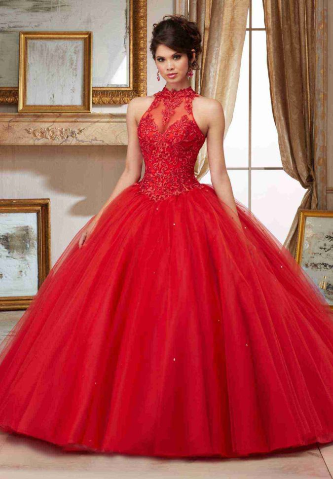 Cinderella-gown..-675x971 120 Splendid Women's Outfits for Evening Weddings