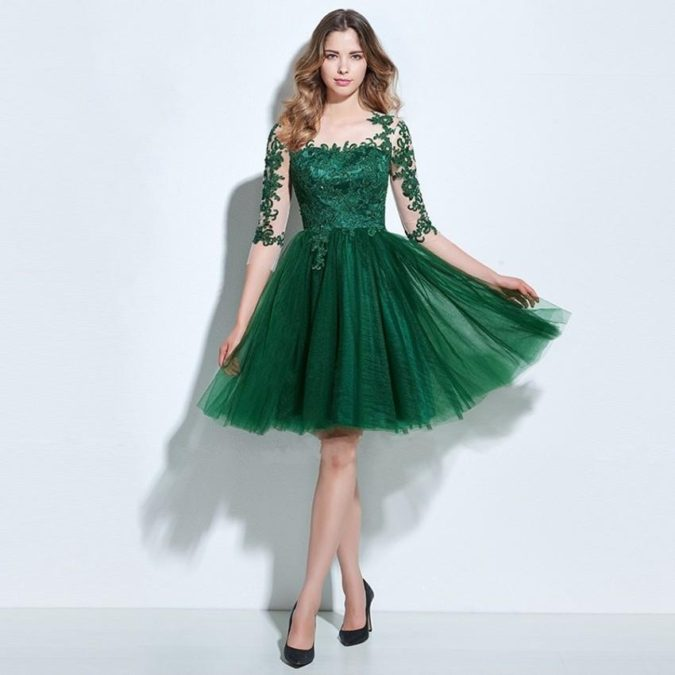Cocktail-dress-675x675 120 Splendid Women's Outfits for Evening Weddings
