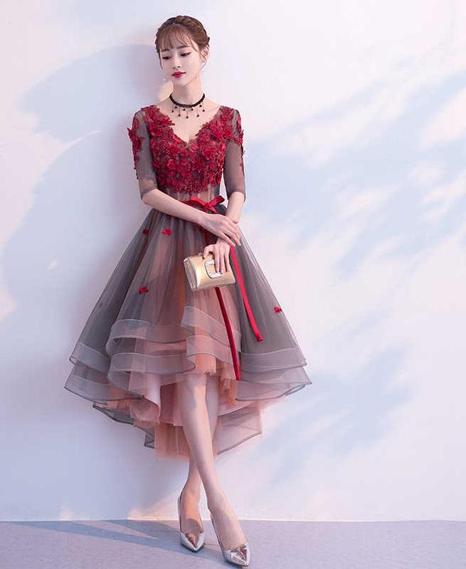 Cocktail-dress. 120 Splendid Women's Outfits for Evening Weddings