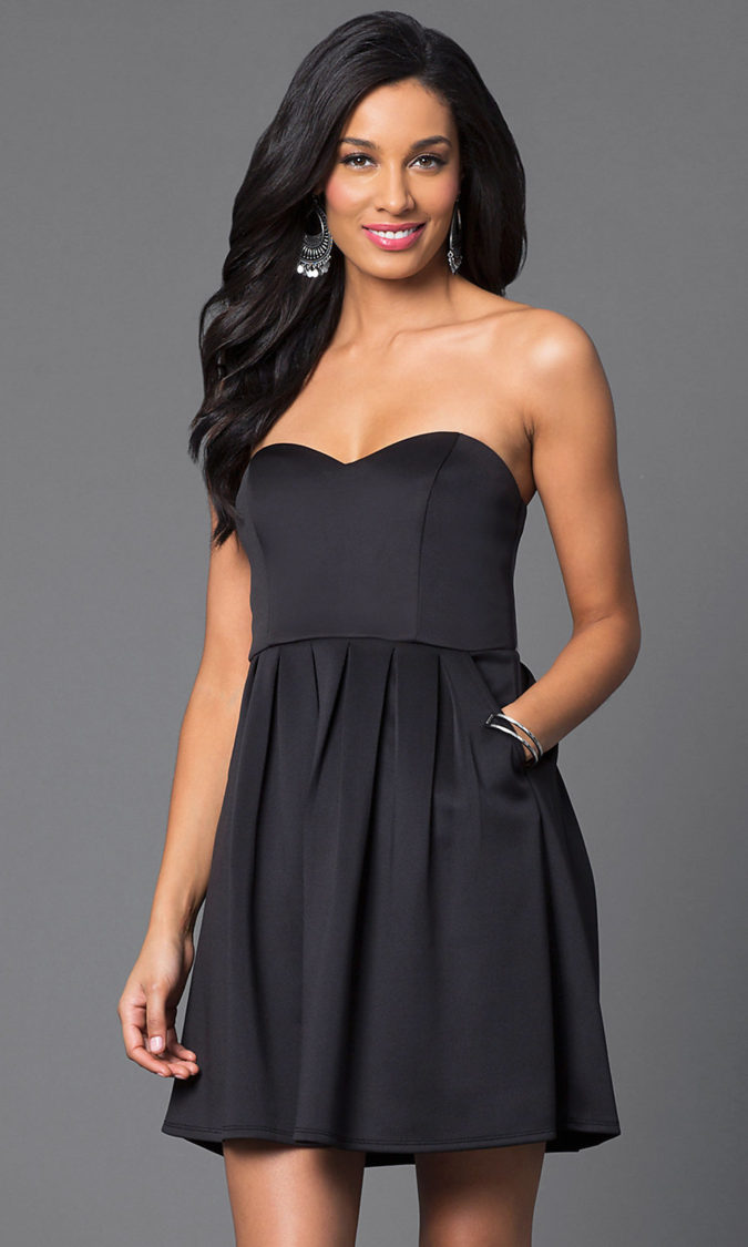 Cocktail-dresses..-675x1125 120 Splendid Women's Outfits for Evening Weddings
