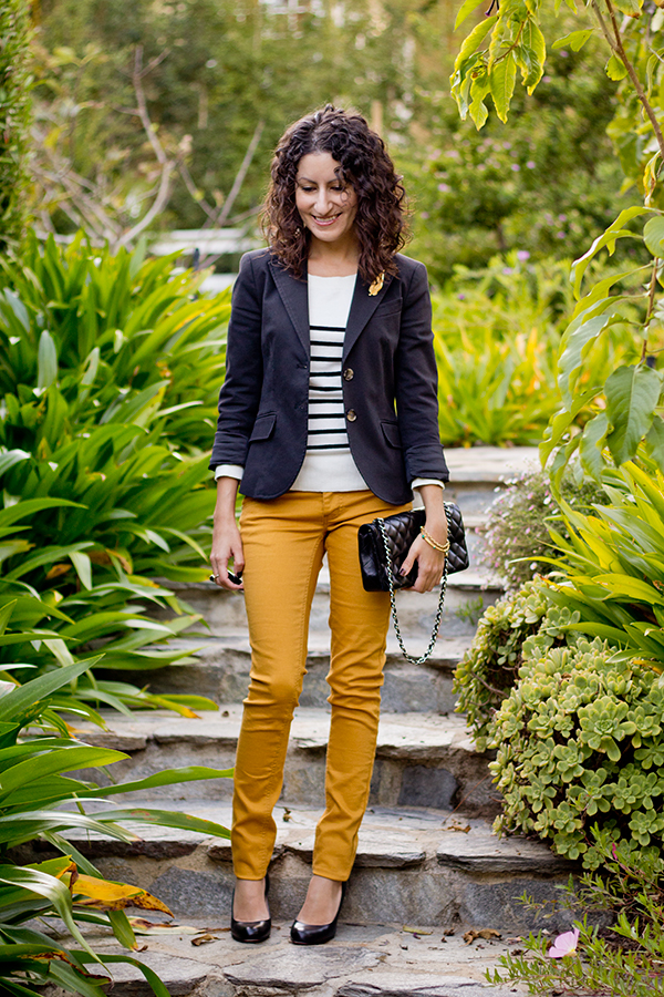 Colored-pants-3 140 First-Date Outfit Ideas That Make You Special