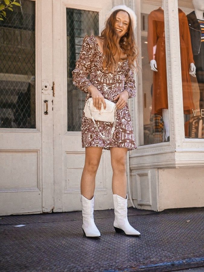 Cowboy-boots--675x899 140 First-Date Outfit Ideas That Make You Special
