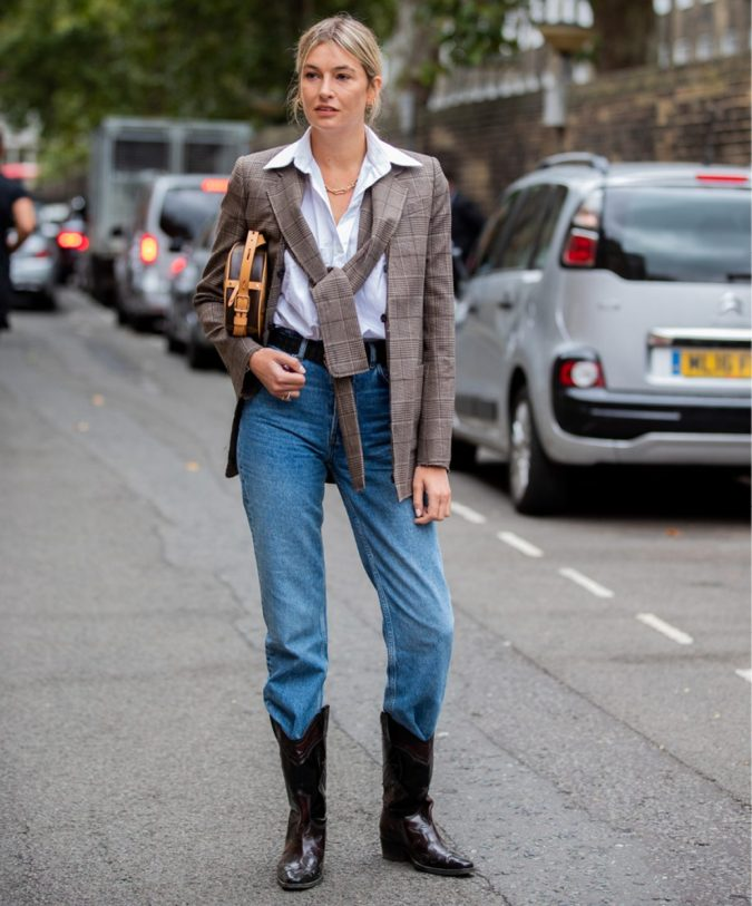 Cowboy-boots-.-1-675x813 140 First-Date Outfit Ideas That Make You Special