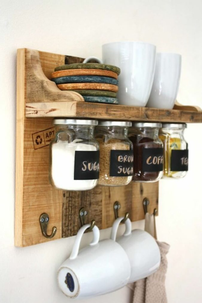 Creative-hang-out-675x1013 100+ Smartest Storage Ideas for Small Kitchens in 2021