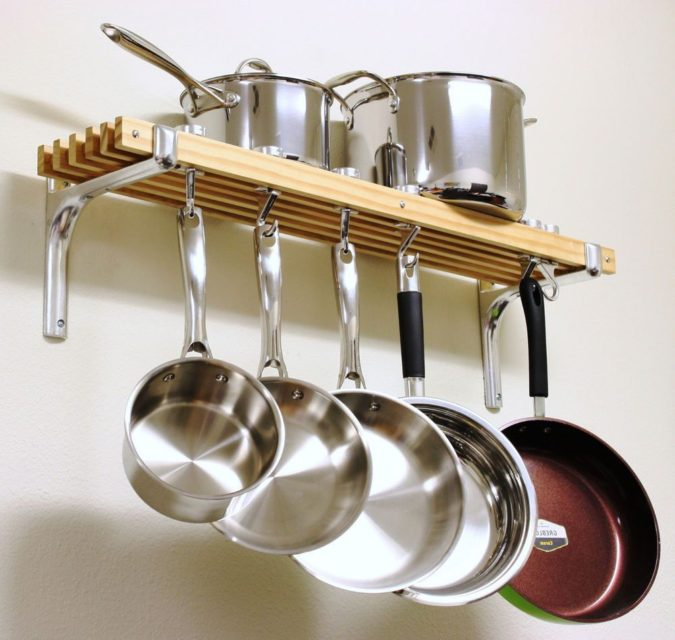 Creative-hang-out..-675x640 100+ Smartest Storage Ideas for Small Kitchens in 2021