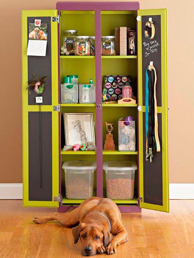 Dog-Pantry-2 A Dog-Friendly Home Will Make You and Your Dog Happy