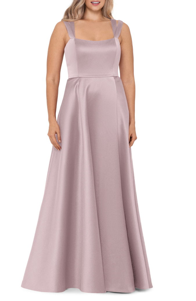 Double-strap-gown.-1-675x1035 120 Splendid Women's Outfits for Evening Weddings