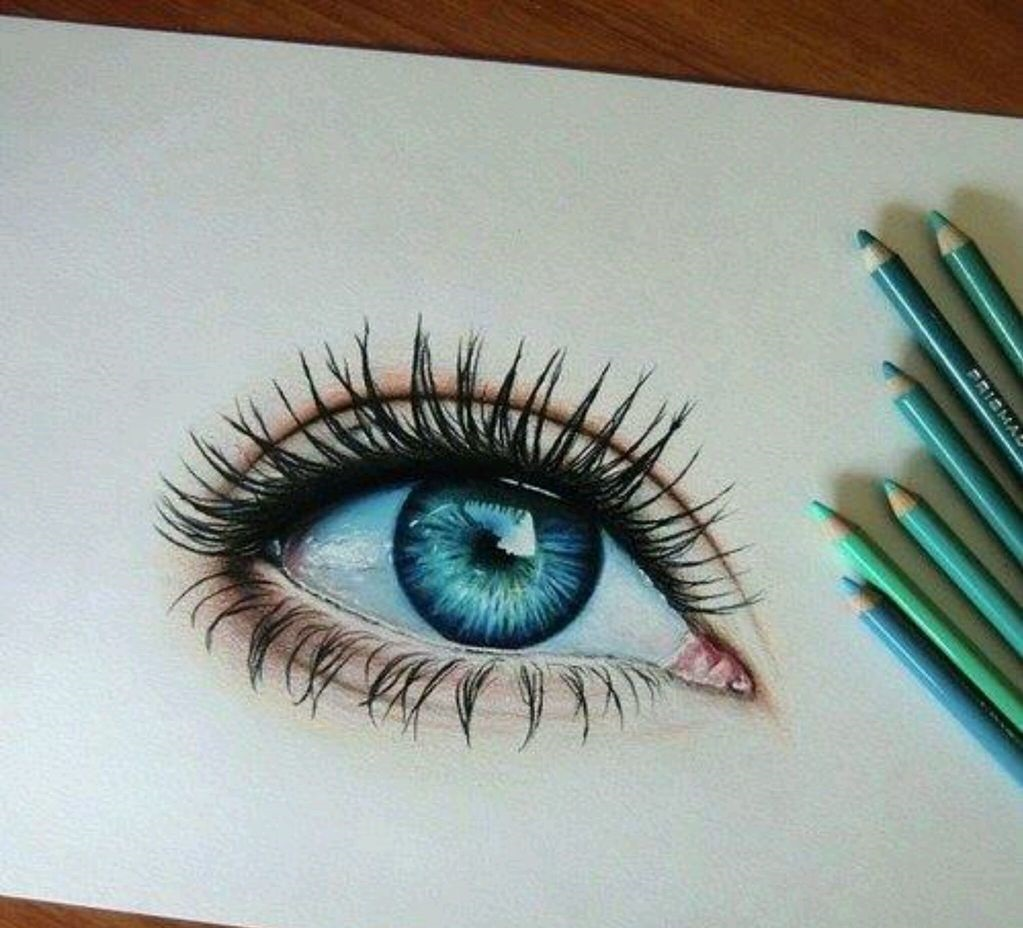 Drawing-the-eye-2 7 Tips to Draw Stunning Eyes