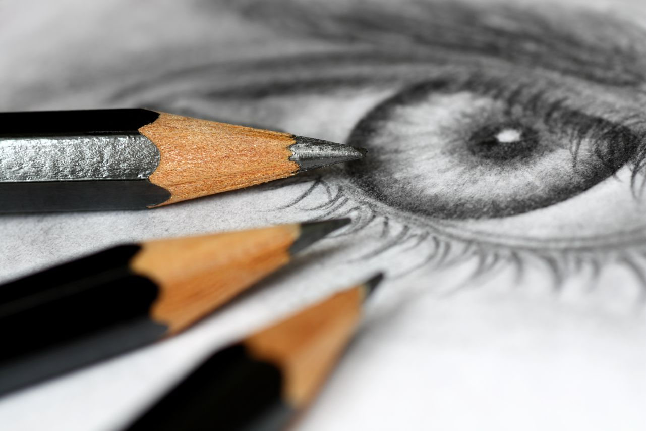 Drawing-the-eye. 7 Tips to Draw Stunning Eyes