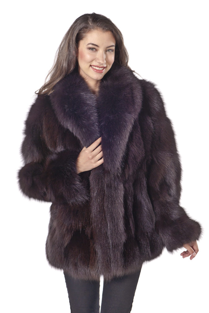 Faux-Fur-Coat.-1-675x1013 140+ Lovely Women's Outfit Ideas for Winter 2020 / 2021