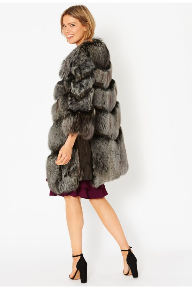 Faux-Fur-Coat..-1-675x1013 140+ Lovely Women's Outfit Ideas for Winter 2020 / 2021