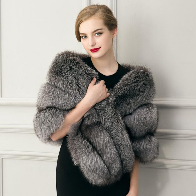 Faux-Fur-Stoles-675x675 140+ Lovely Women's Outfit Ideas for Winter 2020 / 2021