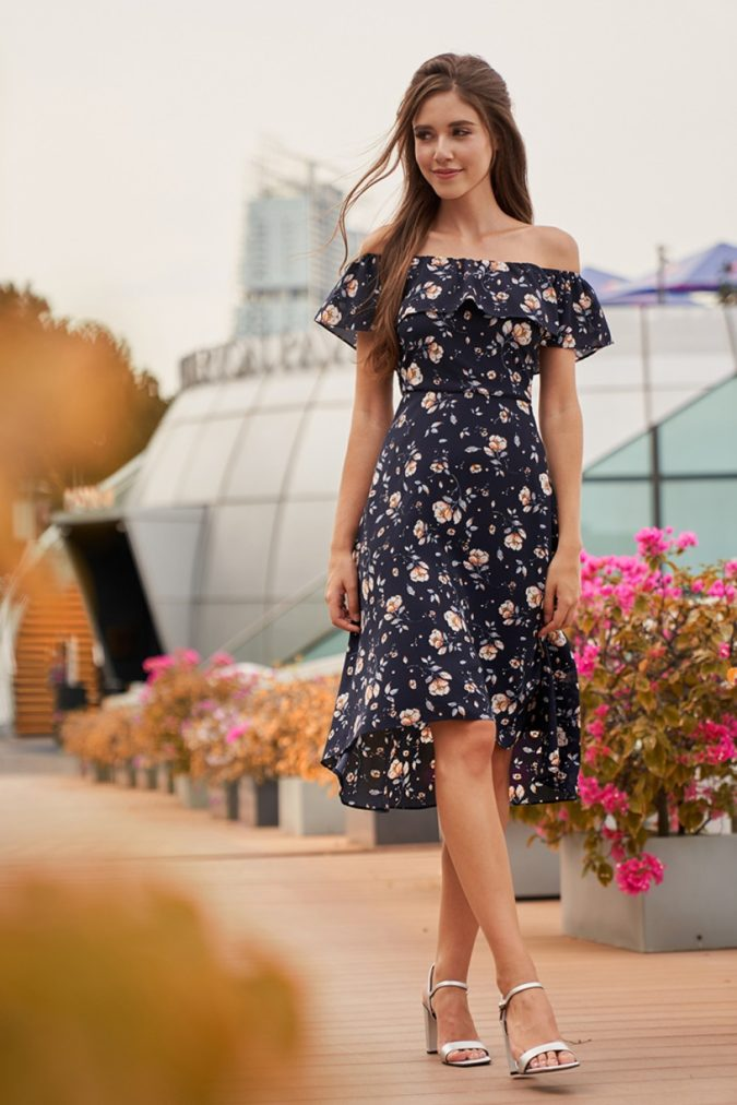 Flora-dress-675x1012 120 Splendid Women's Outfits for Evening Weddings