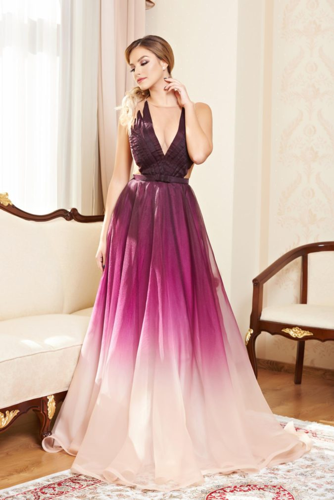 Goddess-dress--675x1011 120 Splendid Women's Outfits for Evening Weddings
