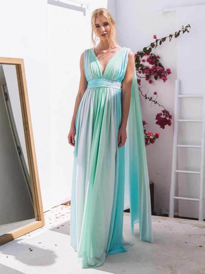 Goddess-dress-.-675x900 120 Splendid Women's Outfits for Evening Weddings