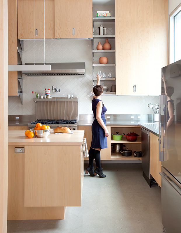Higher-cabinets-1 100+ Smartest Storage Ideas for Small Kitchens in 2021