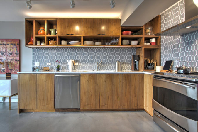 Higher-cabinets-675x450 100+ Smartest Storage Ideas for Small Kitchens in 2021