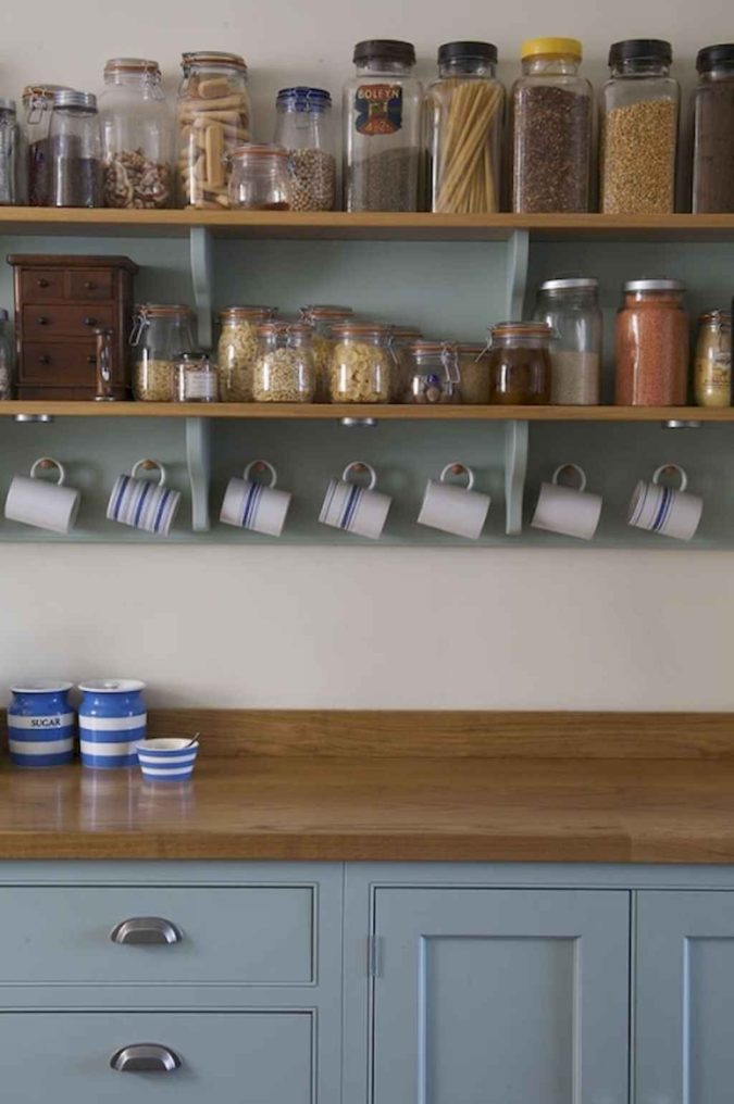 Items-on-display-2-675x1016 100+ Smartest Storage Ideas for Small Kitchens in 2021