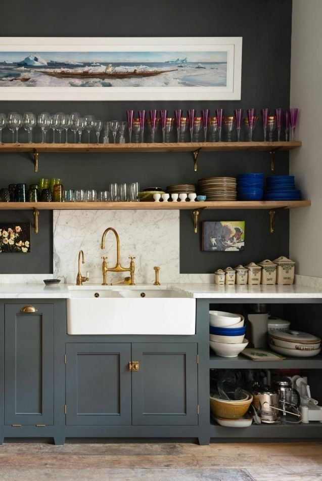 Items-on-display.. 100+ Smartest Storage Ideas for Small Kitchens in 2021