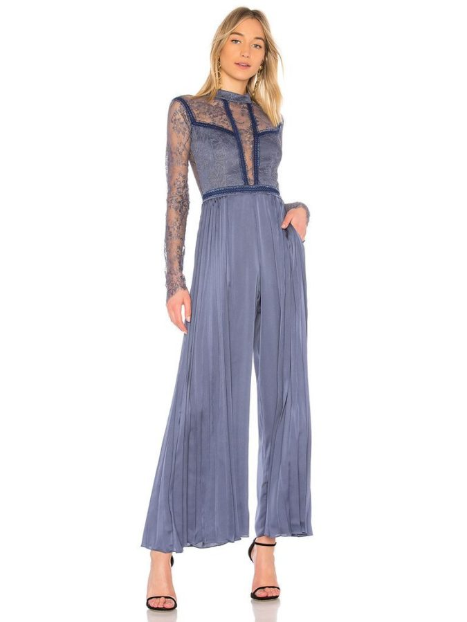 Jump-suit-1-675x899 120 Splendid Women's Outfits for Evening Weddings