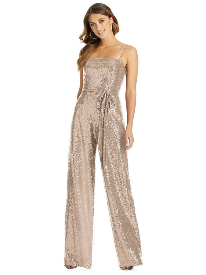 Jump-suit-2-675x900 120 Splendid Women's Outfits for Evening Weddings