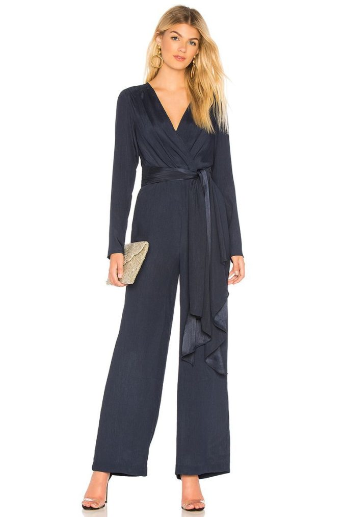 Jump-suit.-1-675x1013 120 Splendid Women's Outfits for Evening Weddings