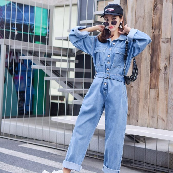 Jumpsuit..-675x675 140+ Lovely Women's Outfit Ideas for Winter 2020 / 2021