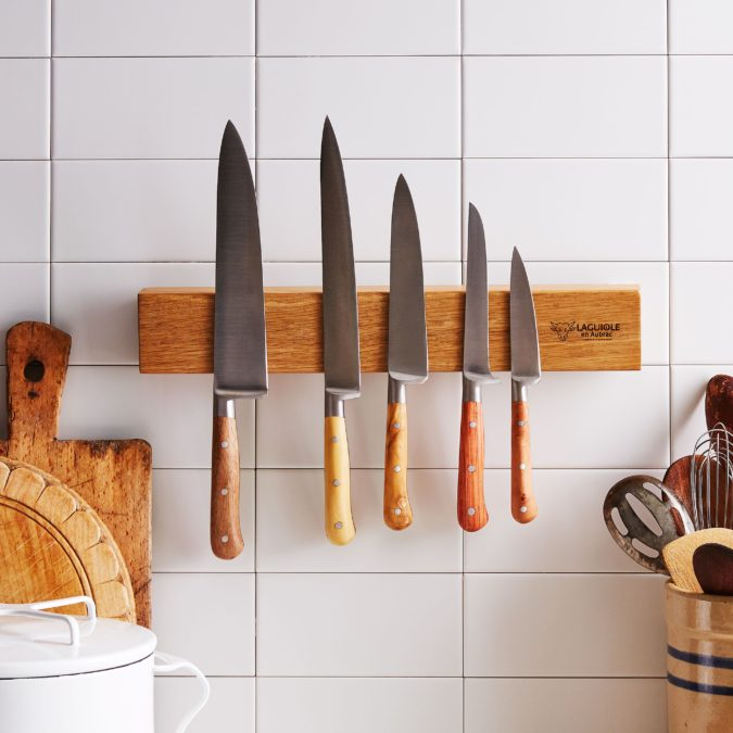 Knife-bar-675x675 100+ Smartest Storage Ideas for Small Kitchens in 2021