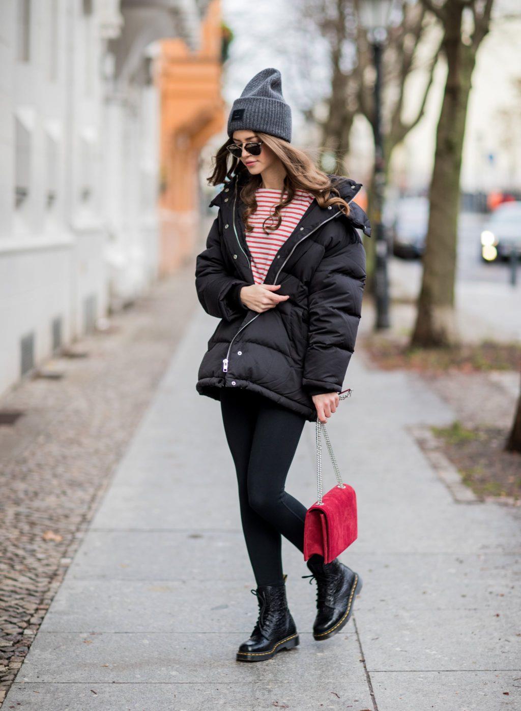 Legging-2-1024x1399 140+ Lovely Women's Outfit Ideas for Winter 2020 / 2021