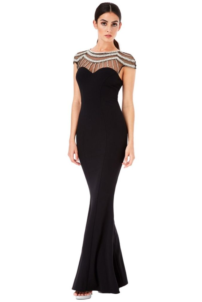 Maxi-dress-675x1009 120+ Breathtaking Birthday Party Outfits for Ladies