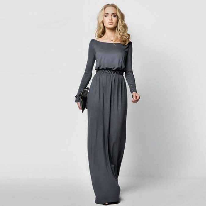 Maxi-dress..-675x675 120+ Breathtaking Birthday Party Outfits for Ladies